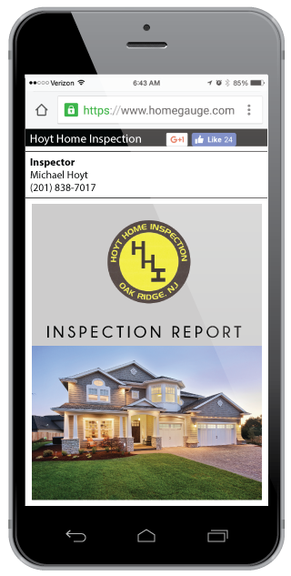 Hoyt Home Inspection New Jersey